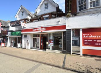 Thumbnail Retail premises to let in 643 Christchurch Road, Bournemouth