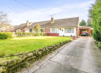 Thumbnail 2 bed semi-detached bungalow for sale in Town Well, Kingsley, Frodsham