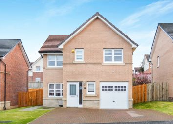 Thumbnail 4 bed detached house for sale in Clare Crescent, Larkhall