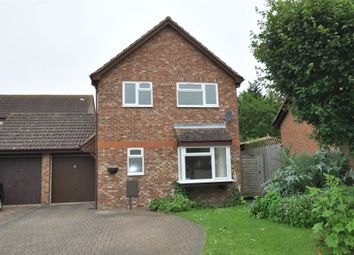 Thumbnail 4 bed detached house to rent in Barn Close, Hartford, Huntingdon, Cambridgeshire