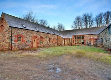 Thumbnail 5 bed detached house for sale in Blackford Steading, Blackford Rothienorman Inverurie AB518Yl