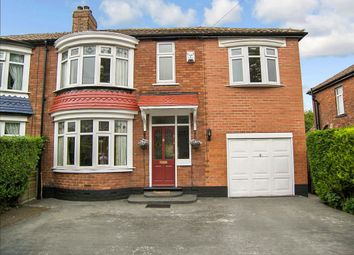 Thumbnail 5 bed semi-detached house to rent in Lancefield Road, Norton, Stockton-On-Tees