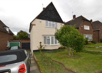 Thumbnail 3 bed detached house for sale in Greenway Close, London