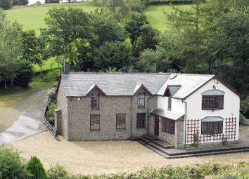 Thumbnail 4 bed detached house for sale in Pisgah, Aberystwyth