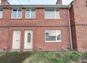 Thumbnail 3 bed terraced house to rent in Surrey Crescent, Moorside, Consett