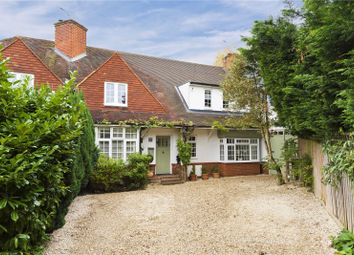 Thumbnail 4 bedroom semi-detached house for sale in Charters Road, Sunningdale, Berkshire
