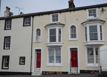 Thumbnail 1 bed flat to rent in Guard Street, Workington