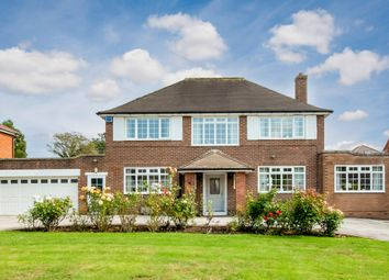 Thumbnail 4 bed detached house for sale in Prospect Lane, Solihull