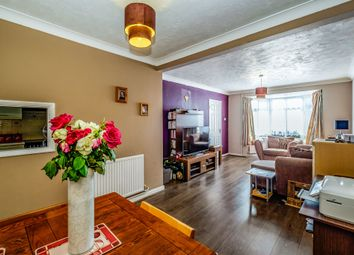Thumbnail 4 bedroom terraced house for sale in Barrington Close, Goring-By-Sea, Worthing