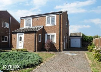 Thumbnail 4 bed detached house for sale in Broadlake, Willaston, Neston, Cheshire