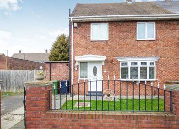 Thumbnail 3 bedroom semi-detached house for sale in Sunningdale Road, Sunderland