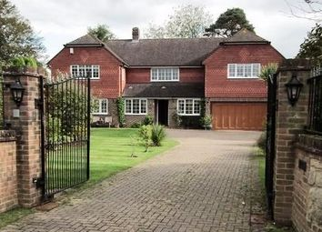 Thumbnail 4 bed detached house for sale in The Drive, Uckfield