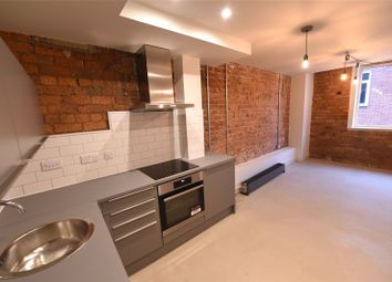 Thumbnail 1 bed flat for sale in Guildhall Street, Preston