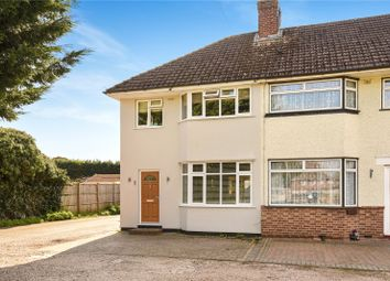 Thumbnail 3 bedroom end terrace house for sale in Orchard Close, Denham, Middlesex