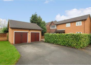 Thumbnail 4 bed detached house for sale in Mulberry Close, West Bridgford