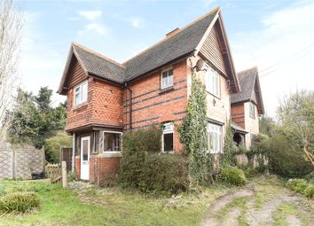 Thumbnail 2 bed semi-detached house for sale in Hatch Farm Cottages, Mill Lane, Sindlesham, Wokingham
