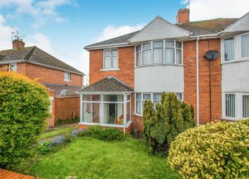 Thumbnail 3 bedroom semi-detached house for sale in St. Lythans Road, Barry