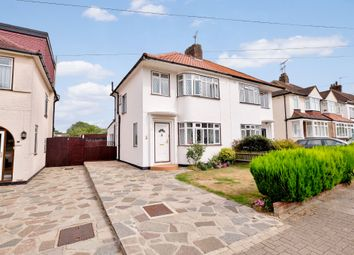 Thumbnail 3 bed semi-detached house for sale in Lodge Close, Orpington