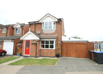 Thumbnail Detached house to rent in Kinross Way, Hinckley
