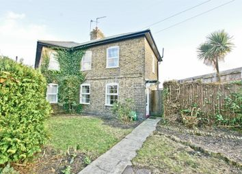 Thumbnail 2 bed end terrace house to rent in Chapel House Street, London