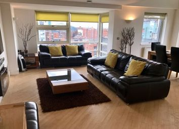 Thumbnail 3 bed flat to rent in 51 Whitworth Street West, Manchester
