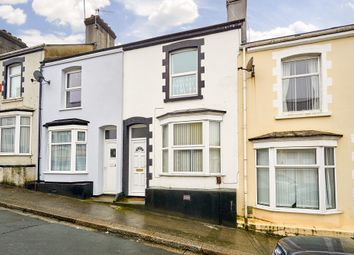 2 bed terraced house to rent in Lorrimore Avenue, Stoke, Plymouth PL2