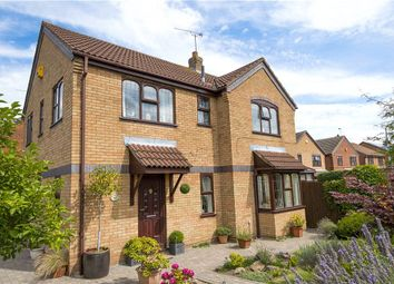 Thumbnail 4 bed detached house for sale in Falstaff Close, Nuneaton, Warwickshire