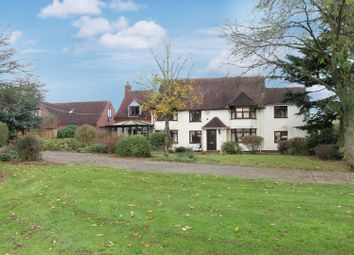 Thumbnail 5 bed detached house for sale in Austrey, Warwickshire