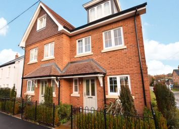 Thumbnail 3 bed semi-detached house to rent in Fernbank Road, Ascot, Berkshire