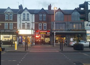 Thumbnail Restaurant/cafe to let in Wilmslow Rd, Rusholme