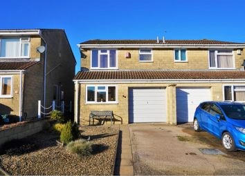 Thumbnail 3 bed semi-detached house for sale in Blackmore Drive, Bath