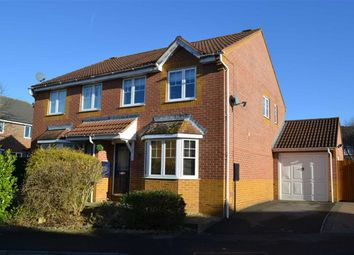 Thumbnail 3 bed semi-detached house for sale in Buttercup Place, Thatcham, Berkshire