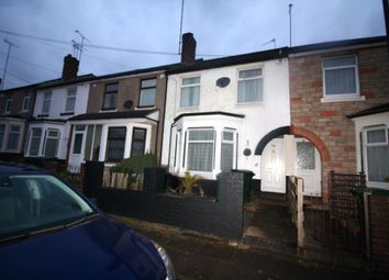 Thumbnail 3 bedroom terraced house for sale in Lavender Avenue, Coundon, Coventry