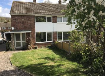 Thumbnail 3 bed semi-detached house to rent in River Street, River, Dover