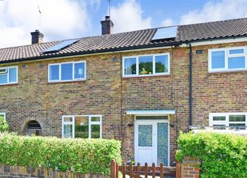 Thumbnail 3 bed terraced house for sale in Huddleston Crescent, Merstham, Redhill, Surrey