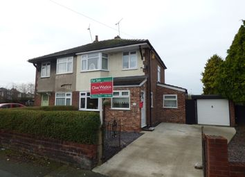 Thumbnail 3 bedroom semi-detached house for sale in Newnham Drive, Ellesmere Port, Cheshire