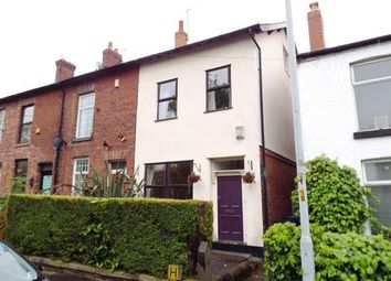 Thumbnail 4 bed end terrace house for sale in George Lane, Bredbury, Stockport, Greater Manchester