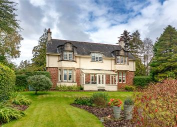 Thumbnail 6 bed detached house for sale in Braeriach, 4 Upper Colquhoun Street, Helensburgh