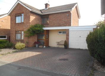 Thumbnail 3 bed detached house to rent in The Green, Allestree, Derby
