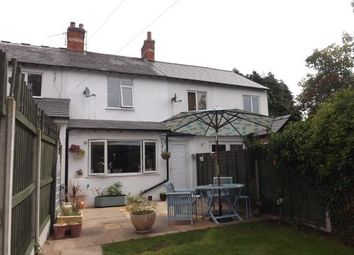 Thumbnail 2 bed terraced house for sale in Melbourne Road, Sidemoor, Bromsgrove, Worcs
