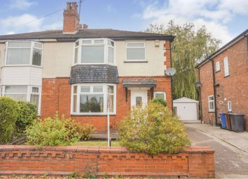 Thumbnail 3 bed semi-detached house for sale in Park Lane, Manchester