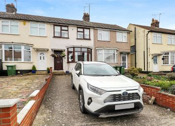 Thumbnail 2 bed terraced house for sale in Kingswood Avenue, Belvedere