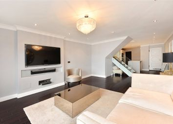 Thumbnail 4 bed terraced house for sale in Mariners Mews, London