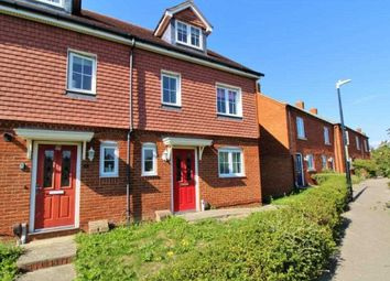 Thumbnail 3 bed semi-detached house for sale in Violet Way, Ashford