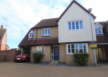 Thumbnail 4 bed link-detached house to rent in Ruskin Place, Downham Market