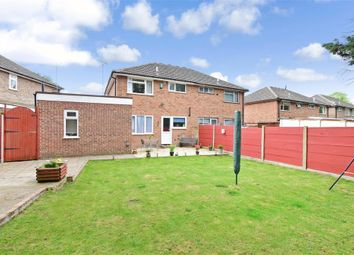 4 bed semi-detached house for sale in Cobdown Close, Ditton, Aylesford, Kent ME20