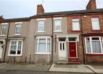 Thumbnail 3 bed terraced house to rent in Salisbury Terrace, Darlington