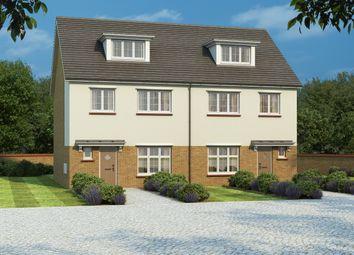 Thumbnail 4 bedroom semi-detached house for sale in St Nicholas Mews, Ballards Walk, Basildon, Essex