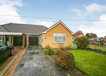 Thumbnail 2 bed bungalow for sale in Barton Hill Drive, Minster On Sea, Sheerness