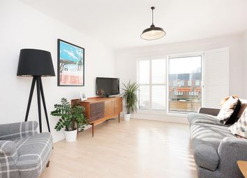 Thumbnail 3 bedroom flat for sale in Selsea Place, London
